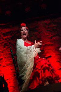 Cuadro Flamenco Puro Arte. Sara Salado. Que te como!!!