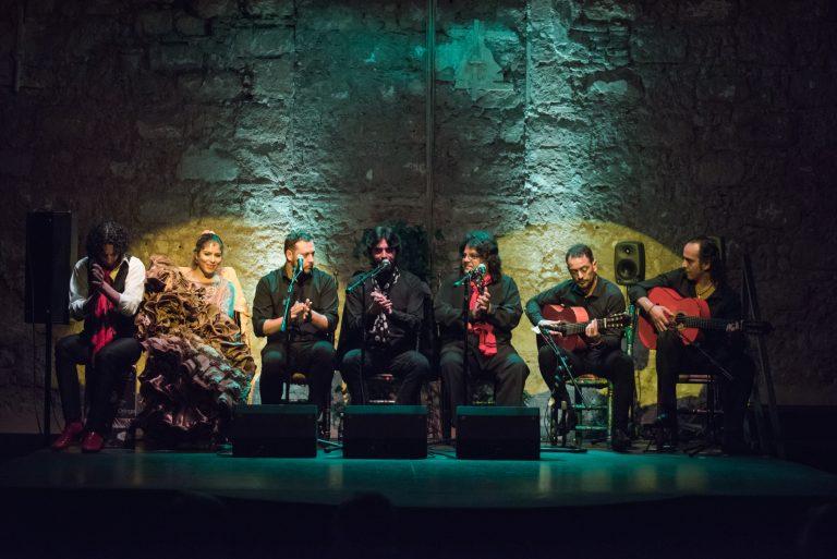 Cuadro Puro Arte I Festival Tablao feb 2017. 14