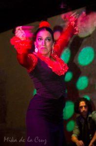 Entrevista con Saray García, bailaora del cuadro de Puro Arte