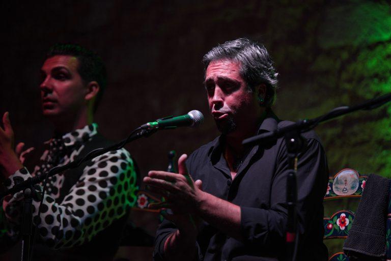 Cuadro Flamenco Puro Arte. Gori Muñoz, Miguel Angel Heredia.