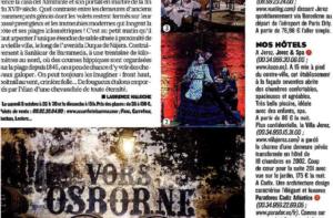 Foto de Puro Arte en Le Figaro Magazine
