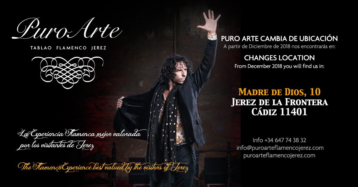 Puro Arte Flamenco Jerez
