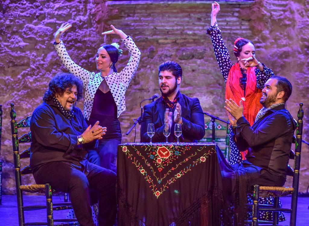 Clases de Flamenco teoria y practica
