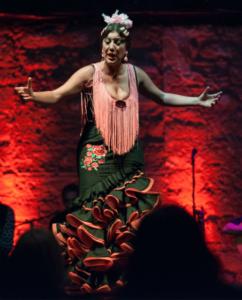 perfil Sara Salado, bailaora de Puro Arte